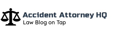Accident Attorney Headquarters | Law Blog on Tap | Legal News